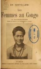 Cover of Les femmes au Congo
