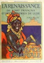 Cover of Les richesses artistiques de la France coloniale