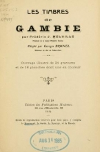 Cover of Les timbres de Gambie