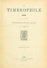 Cover of Le Timbrophile