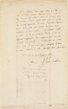 Cover of Letter