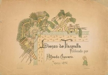 Cover of Lienzo de Tlaxcalla