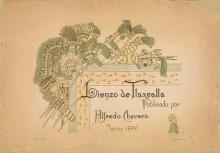 Cover of Lienzo de Tlaxcalla