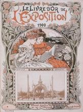 Cover of Le livre d'or de l'exposition de 1900