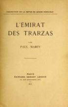 Cover of L'Émirat des Trarzas