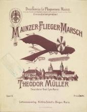 Cover of Mainzer-Flieger-Marsch