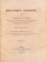 Cover of Mécanique céleste v. 2