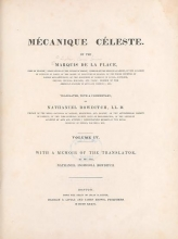 Cover of Mécanique céleste v. 4