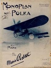 Cover of Monoplan-polka