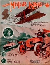 Cover of Motor king