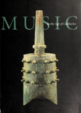 Cover of Music in the age of Confucius