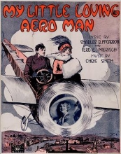 Cover of My little loving aero man