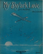 Cover of My skylark love