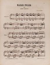 Cover of Nadar-Polka