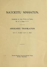 Cover of Natcicitu ninhatun =