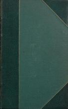 Cover of Nathaniel Clayton Cockburn manuscript journals of big game hunting