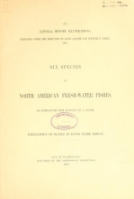 Cover of Natural history illustrations