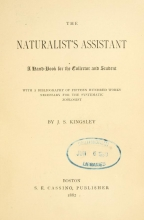Cover of The naturalist's assistant