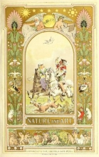 Cover of Nature and art v.1-2 (1866-1867)