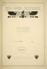 Cover of New York plaisance