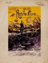 Cover of Notre curé--