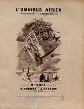 Cover of L'omnibus aérien