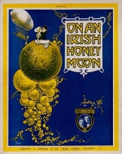Cover of On an Irish honeymoon