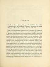 Cover of On the storm which was experienced throughout the United States about the 20th of December, 1836