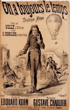 Cover of On a toujours le temps