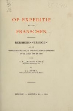 Cover of Op expeditie met de Franschen