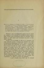 Cover of Origines de la dentelle de Venise et l'ecole de Burano