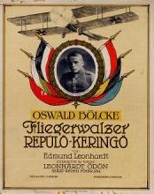 Cover of Oswald Bollcke Fliegerwalzer