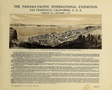 Cover of The Panama-Pacific International Exposition