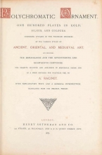Cover of Polychromatic ornament