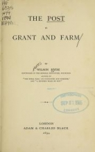 Cover of The post in grant and farm