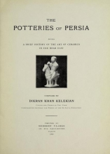 Cover of The Potteries of Persia