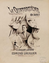 Cover of Le quatorzielme
