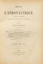 Cover of Revue de l'ael²onautique thel¯rique et appliquel¥