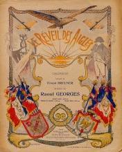 Cover of Le rel¶eil des aigles