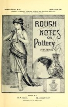 Cover of Rough notes on pottery