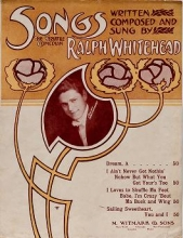Cover of Sailing, sweetheart, you and I