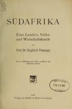 Cover of Südafrika