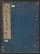 Cover of Senke shinryū sōka jikishihō v. 4