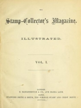 Cover of Stamp-collector's magazine