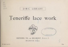 Cover of Teneriffe lace work