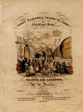 Cover of Three hundred years to come