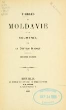 Cover of Timbres de Moldavie et de Roumanie