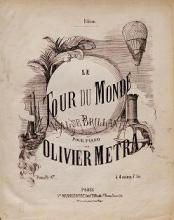 Cover of Le tour du monde