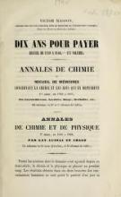 Cover of Traité théorique et pratique de l'impression des tissus t.1