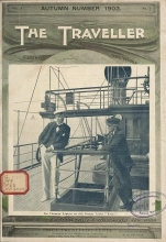 Cover of The Traveller